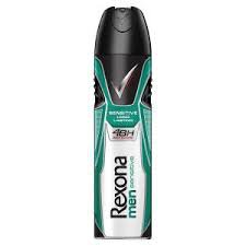 Rexona Dezodorant Spray Men Sensitive 150ml