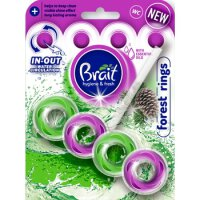 Brait Kostka Do Wc Rings Forest 40g
